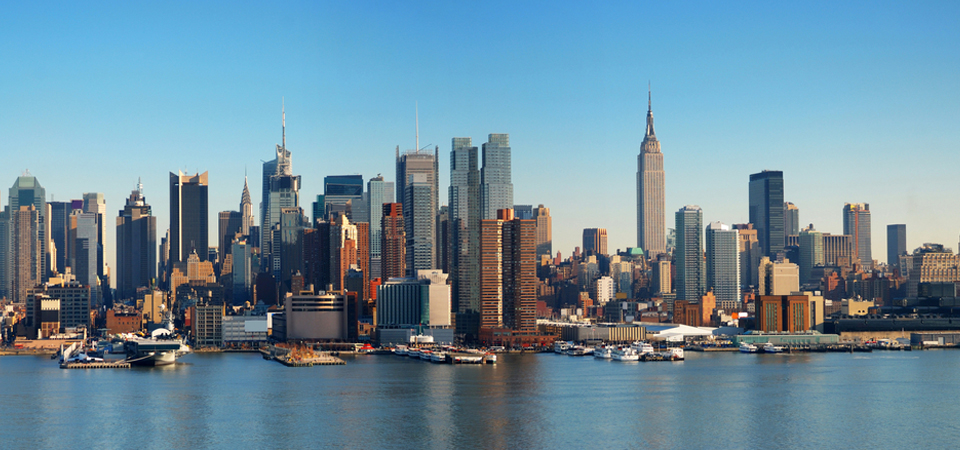 New york escorted vacation