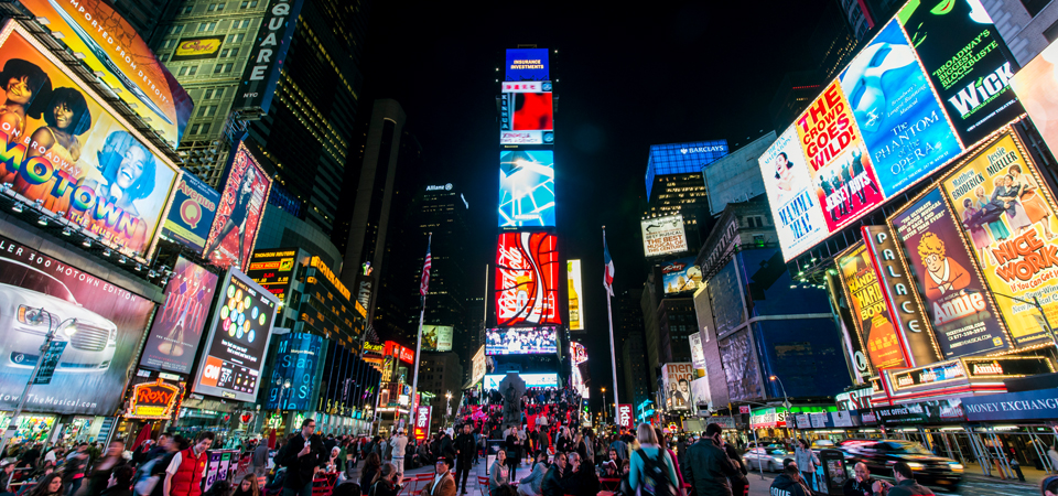 5 things you must do in times square for Things to in times square